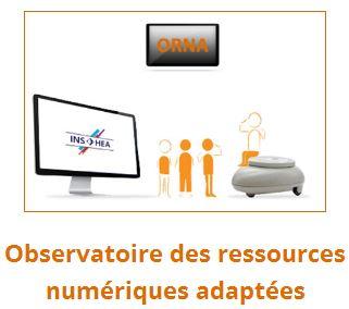 image Présentation de l'Observatoire des Ressources Numériques Adaptées (ORNA)
