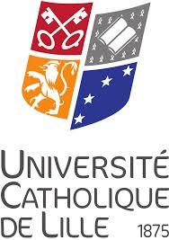 Site Web université Catholique de Lille