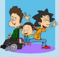 image Vinz et Lou et le handicap