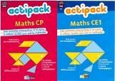 image Actipack Math (CE1 ou CP)