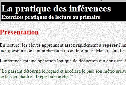 image Banque d'inférences
