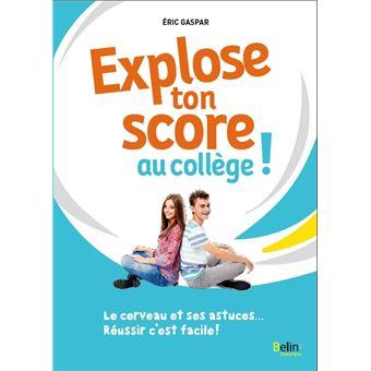 image Explose ton score au collège !