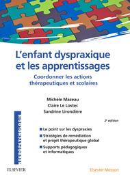 image L'enfant dyspraxique et les apprentissages