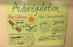 image Classe d'autorégulation