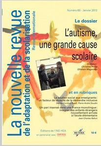 image Articles : L'autisme, une grande cause scolaire