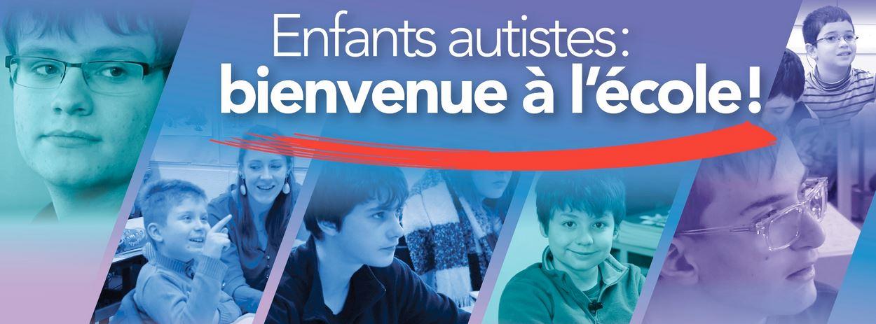 image Reportages et échanges sur l'inclusion scolaire et l'autisme
