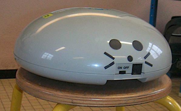 robot roamer