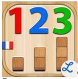 image Les nombres Montessori
