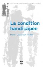 """image du livre """"La condition handicapée"""""""