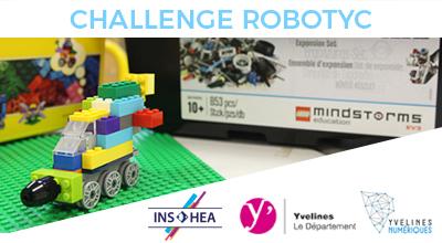 image illustrative du Challenge Robotyc