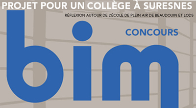 Image logo du concours BIM