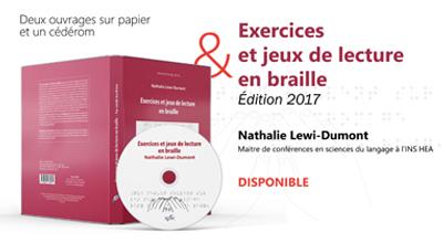 image d'illustration de l'ouvrage Exercices et jeux de lecture en braille