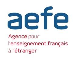 Logo Agence pour l'enseignement français à l'étranger.