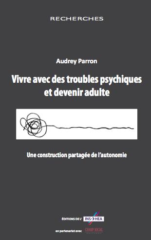 Couverture de l'ouvrage d'Audrey Parron