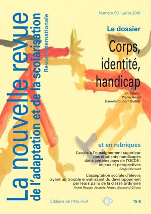 Couverture de La nouvelle revue de l'adaptation et de la scolarisation, n°50