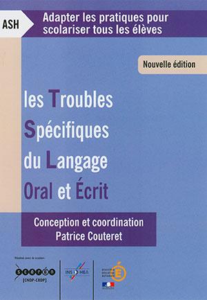 Jaquette du DVD Les troubles spécifiques du langage oral et écrit