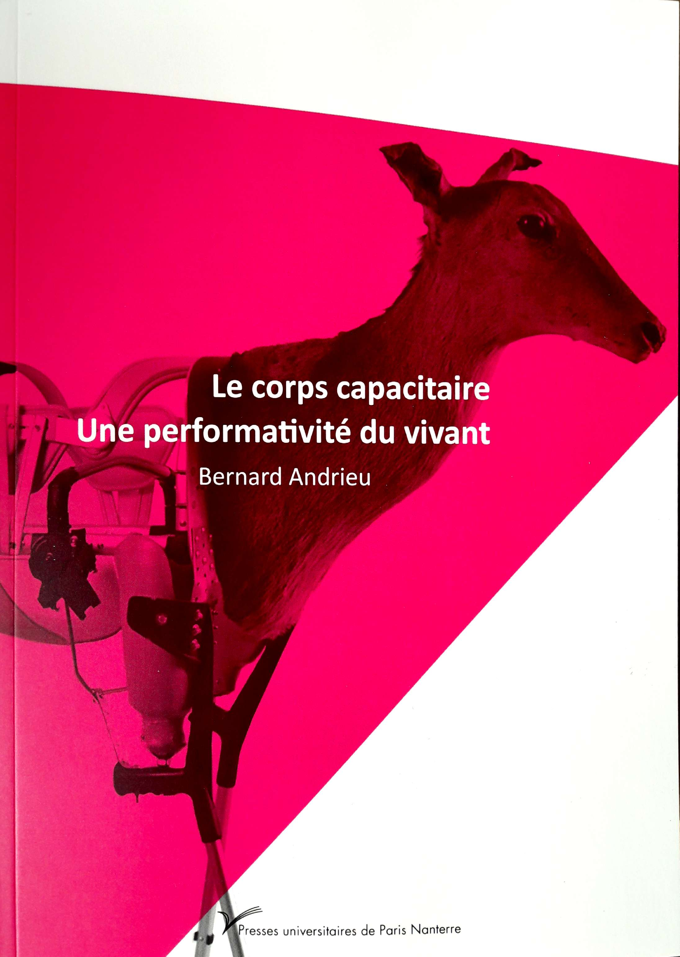 Couverture de l'ouvrage Le corps capacitaire