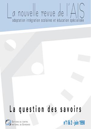 Couverture de La nouvelle revue de l'AIS, n°1-2