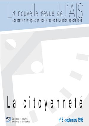 Couverture de La nouvelle revue de l'AIS, n°3