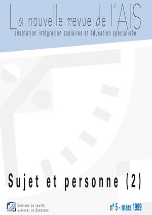 Couverture de La nouvelle revue de l'AIS, n°5